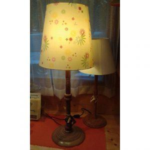 lampada h85 dentelles