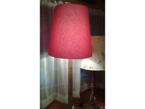 lampada paralume h100
