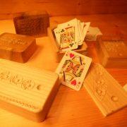 scatole-decorate-legno